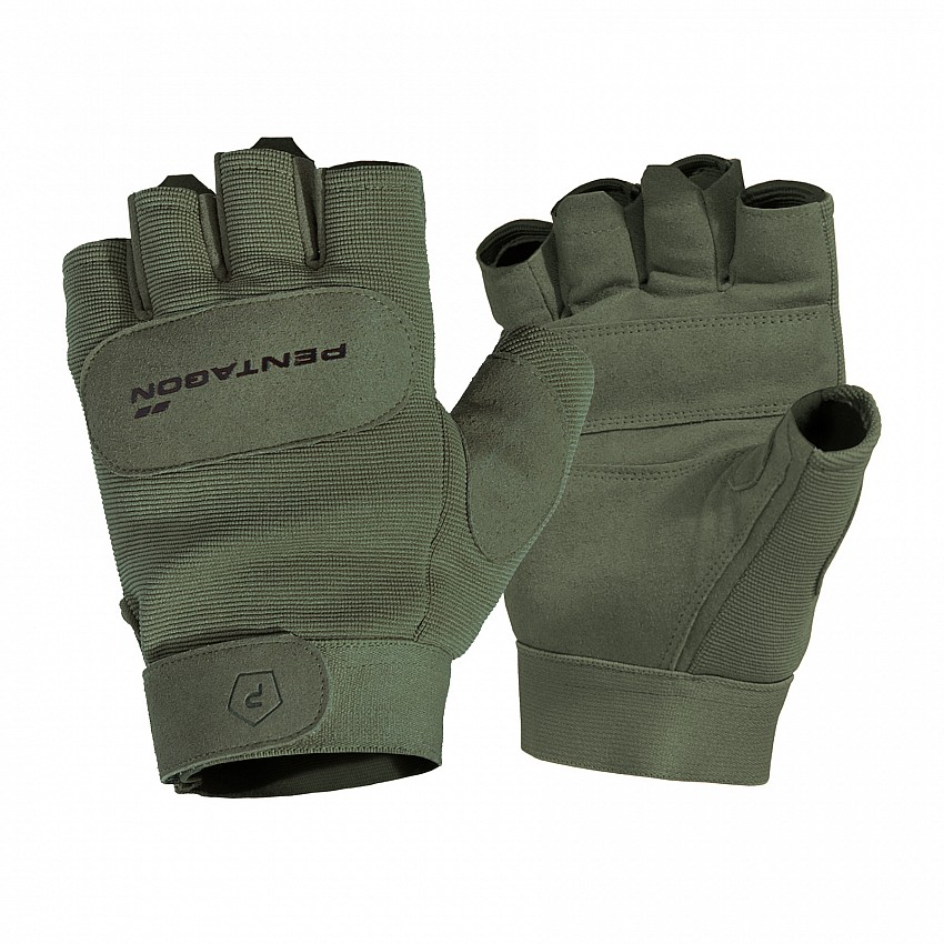 Duty Mechanic 1/2 Gloves