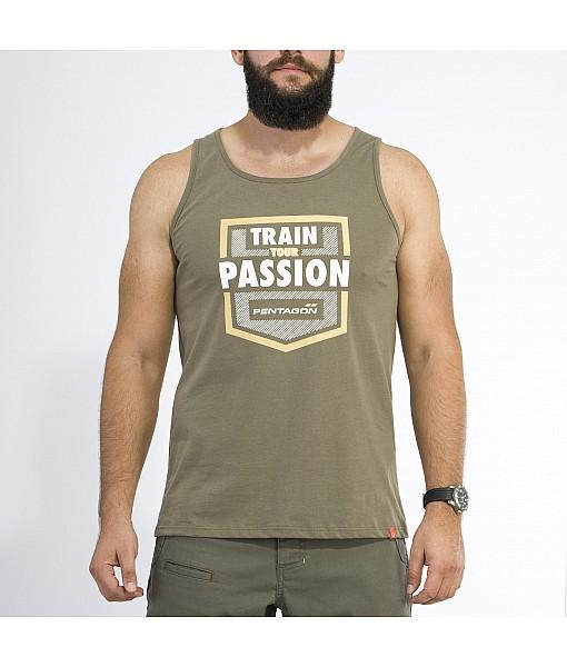 "Astir ""Train Your Passion""  T-Shirt"