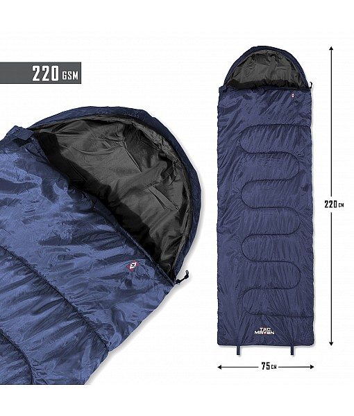 Sentinel Sleeping Bag 220gr/m²