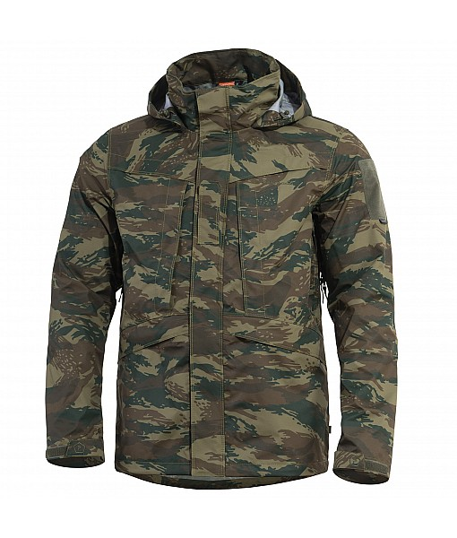 Hurricane Shell Jacket Camo