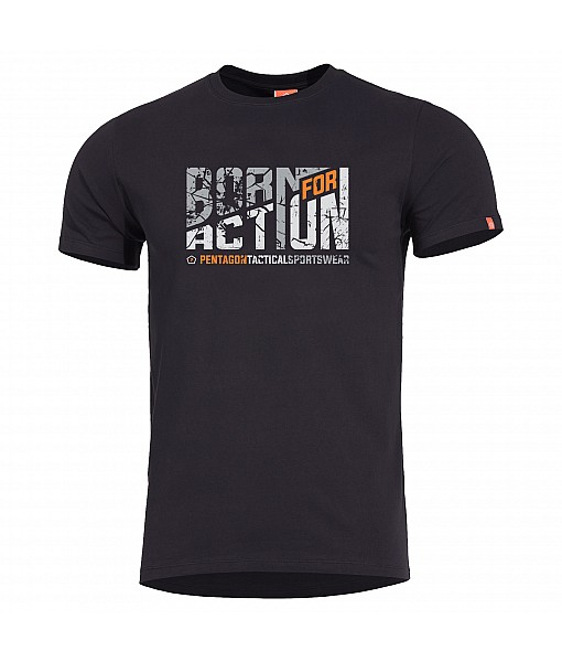 "Ageron ""Born for Action"" T-Shirt"