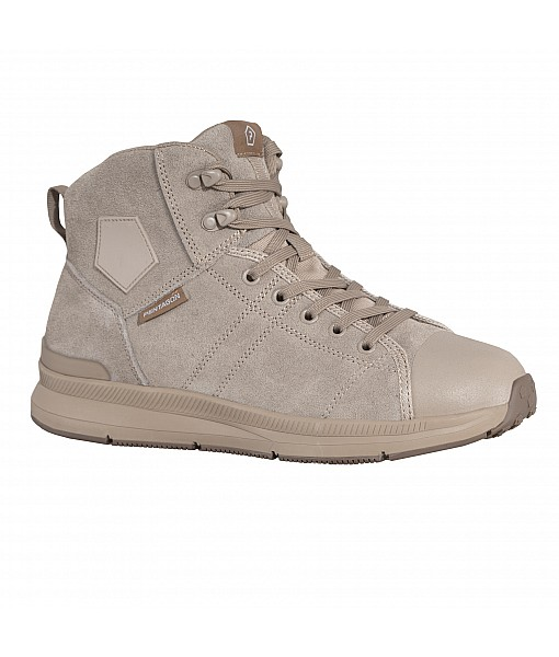 Hybrid Boots Suede