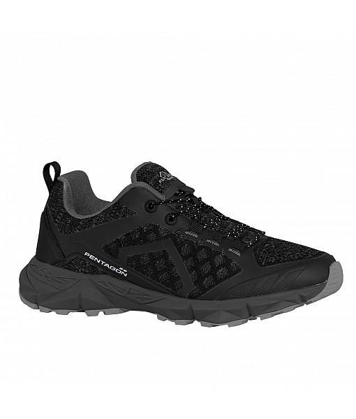 Kion Trekking Shoes - Stealth Black