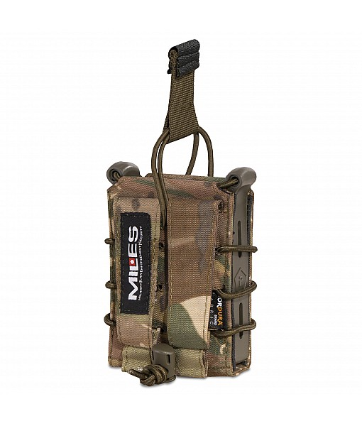 Elpis Rifle Mag Pouch Single Camo
