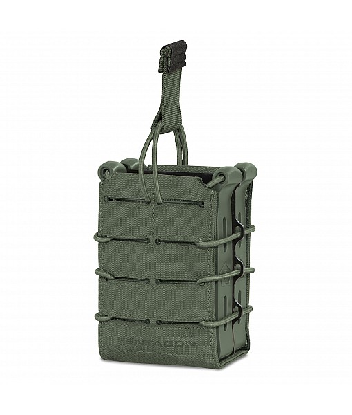 Elpis Rifle Mag Pouch Double