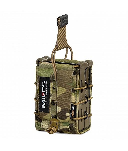 Elpis Rifle Mag Pouch Double Multicam