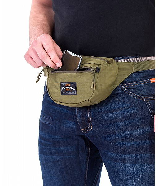 Minor Travel Pouch