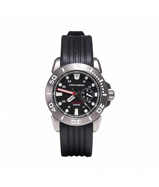Genesis Watch Silver