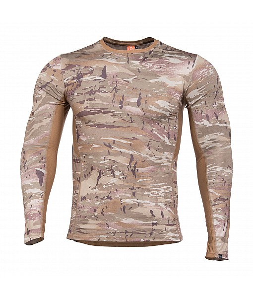Apollo Activity Shirt Camo
