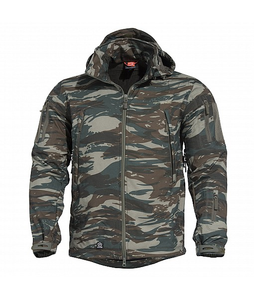 Artaxes Soft-shell Gr. Camo