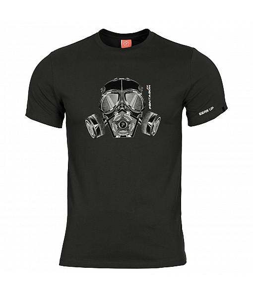 "Ageron ""Gas Mask"" T-Shirt"