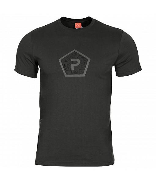 "Ageron ""Pentagon Shape"" T-Shirt"